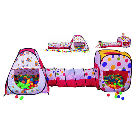 Kids Pop Up Play Tent - 628 629 631