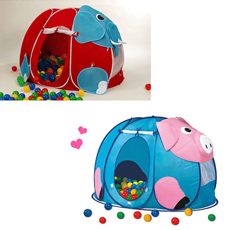 Outdoor Play Tent - 666 667