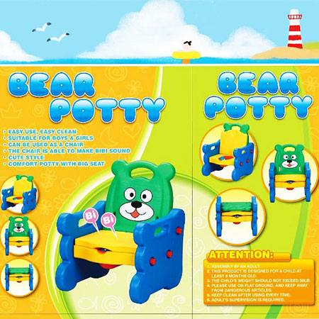Kursi Bayi Potty - 018
